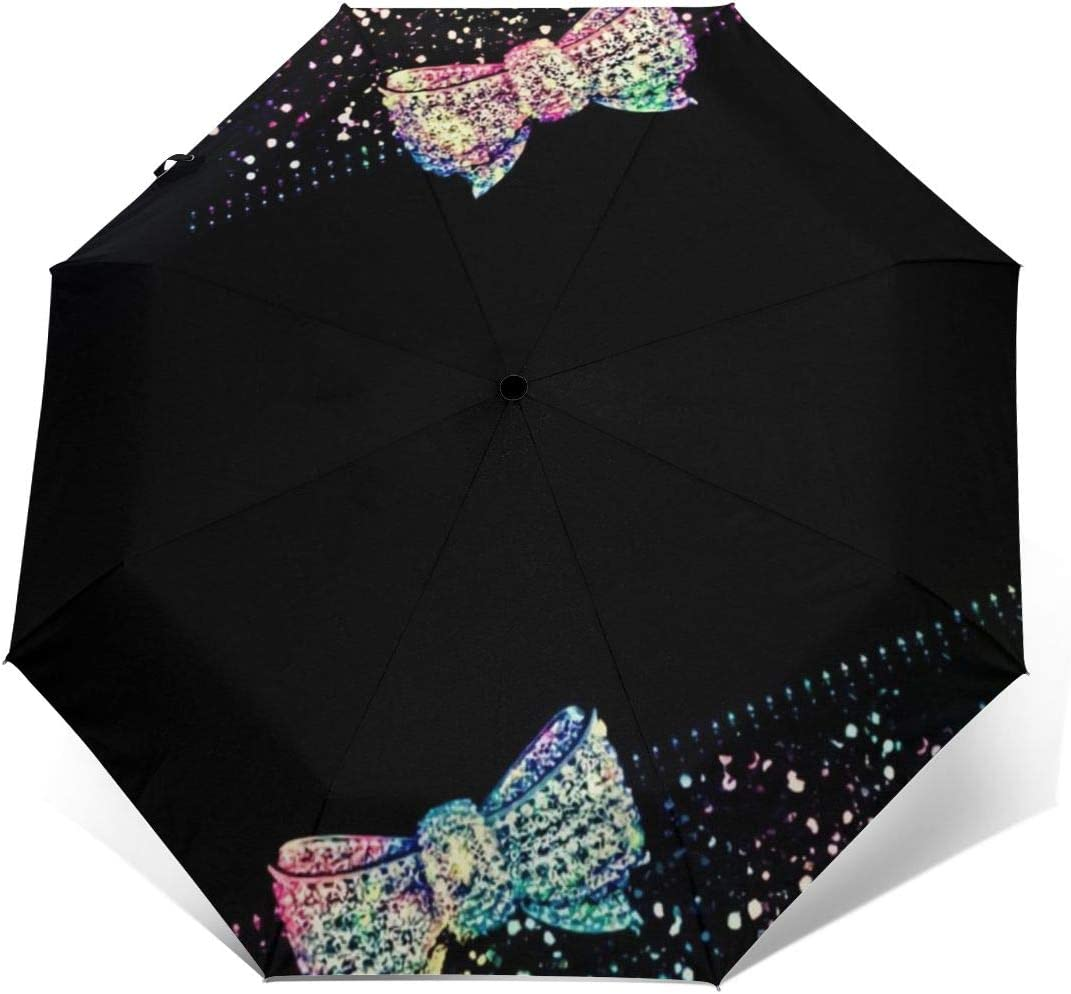 11.5 Inch Compact and Lightweight aocostton Sweet Sloth Automatic Umbrella,Anti Uv Folding Sunblock Umbrella Windproof Sun Protection Anti-Slip Rubberized Grip