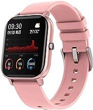 Smart Watch 1 4-inch volledige touchscreen fitness tracker voor mannen en vrouwen slimme herinnering monitoring bluetooth ...