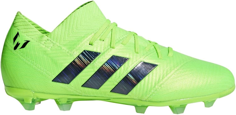 Adidas Kid's Nemeziz Messi 18.1 FG Soccer Cleat, 1.0 D(M) US, Solar Grün Core schwarz B07DGKD1HK  Qualitätskönigin