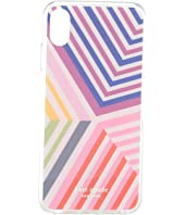 Kate Spade New York - Glitter Geobrella Phone Case For iPhone XS Max