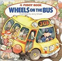 Wheels on the Bus (Pudgy Board Books)