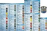 Revell Email Color Lot de 10 pots de 14 ml