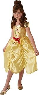 Rubie's Official Disney Princess Belle Beauty and the Beast Fairytale Girls Costume, Kids Fancy Dress