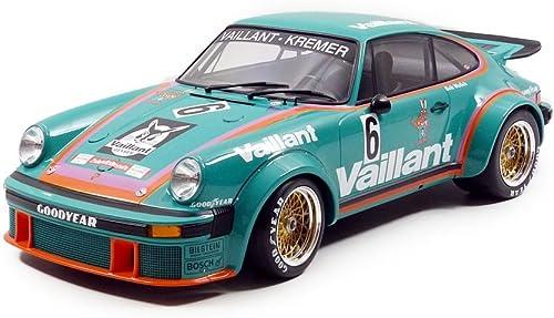 promocionales de incentivo Minichamps Porsche Porsche Porsche 934Winner DRM Norisring 1976, 125766406, verde, en Miniatura (Escala 1 12  el mas de moda