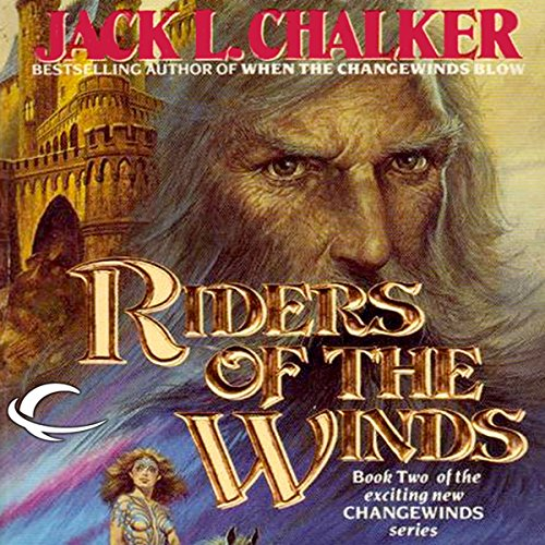 Riders of the Winds audiobook cover art