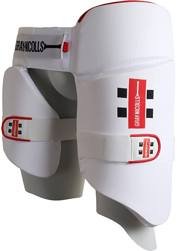 Gray Nicolls Cricket Sports Batsman Protection Body Armour All in One Thigh Pad