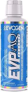 Evogen EVP AQ | Premium Liquid Glycerol, Betaine anhydrous, S7, Sodium ascorbate, Nitric Oxide, Pump Inducer | Unflavored