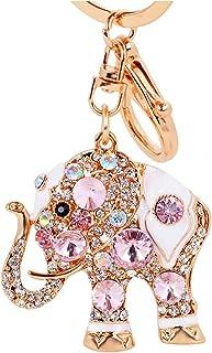 وين شين رونغ سلسلة مفاتيح حجر الراين للنساء حقيبة يد محفظة سلسلة مفاتيح سحر اكسسوارات الحلي هدايا للنساء