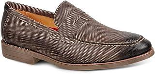 8ab233914 Sapato Casual Masculino Loafer Sandro Moscoloni El Dorado Marrom
