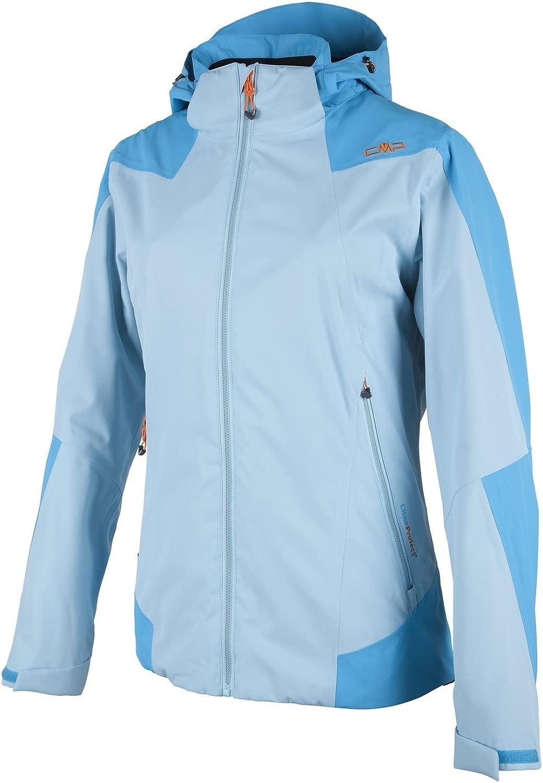 Campagnolo Woman Jacket Zip Hood FIORDALISO