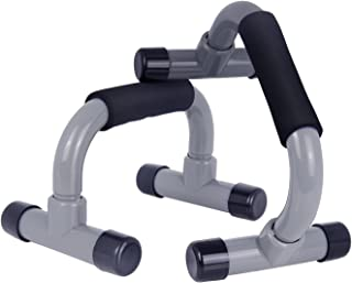 TotalFitness プッシュアップバー 腕立て伏せ 器具 筋トレグッズ 筋肉トレーニング 筋力アップ 滑りにくい 簡単組立式 MC-016