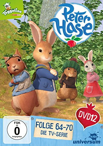 Peter Hase, DVD 12