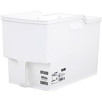 不動技研 吊り戸棚ボックス スリム ホワイト F-40105