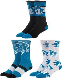 Sonic the Hedgehog Socks Sonic Accessories Sonic Gift - Sonic Socks Sonic the Hedgehog Accessories