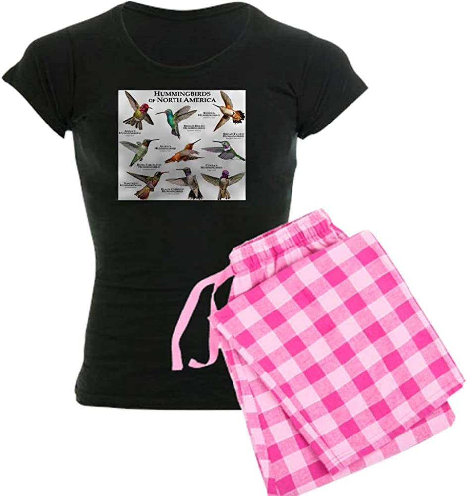 CafePress Hummingbirds of North Max 42% OFF PJs America Women's Sales results No. 1