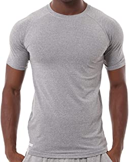 PACCACI Outdoor Men's Fast Dry Running Sweat Tight Clothes