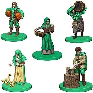 WizKids Agricola Game Expansion Green