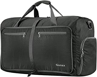 40L Packable Travel Duffle Bag for Boarding Airline, Lightweight Foldable Gym Duffle Water Repellent & Tear Resistant
