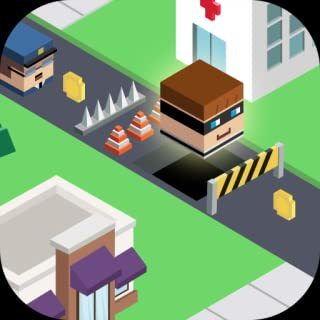 Blockhead Cops & Robbers - Mini Mine Game Jailbreak Edition