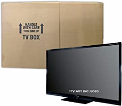 UBOXES TV Moving Box Fits up to 70
