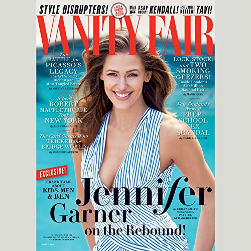 Vanity Fair: March 2016 Issue cover art