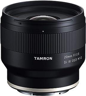 Tamron Lens Hood TAMRON 20mm F/2.8 Di III OSD M1:2, Black (AFF050S700)