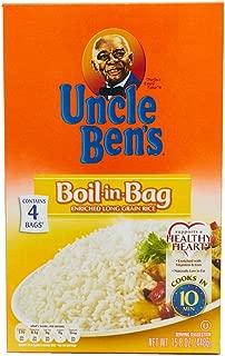 Uncle Ben's Boil in Bag Rice, 15.8 oz