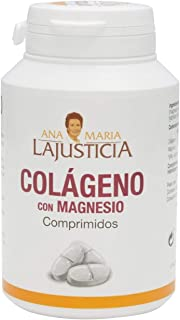 Ana Maria LaJusticia Collagen with Magnesium 180 Tabs - Healthy Teeth, Skin & Bones -