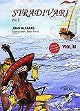 Stradivari Violín vol. 2 Castellano - B.3603)
