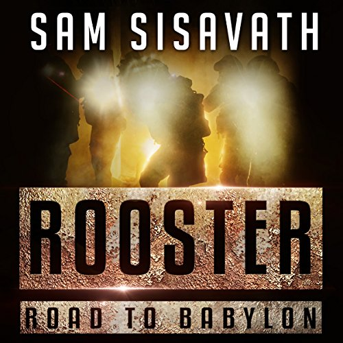 Rooster audiobook cover art