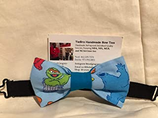 Sesame Street toddler/young boys bow tie