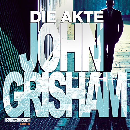 Die Akte audiobook cover art
