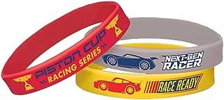 Cars 3 Rubber Bracelet Favor