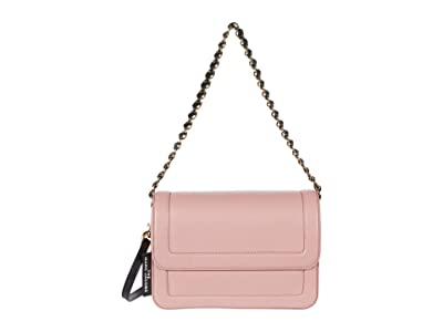 Marc Jacobs The Cushion Bag (Pink Rose) Handbags