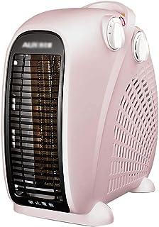 calefactores electricos-Calor rápido sin luz, Funcionamiento con bajo Nivel de Ruido, Control Inteligente de la Temperatura, protección contra sobrecalentamiento, fácil de Mover, operación Simple