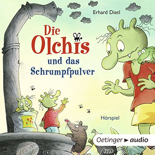 Die Olchis und das Schrumpfpulver                   By:                                                                                                                                 Erhard Dietl                               Narrated by:                                                                                                                                 Wolf Frass,                                                                                        Peter Weis,                                                                                        Partick Bach,                   and others                 Length: 2 hrs and 2 mins     Not rated yet     Overall 0.0