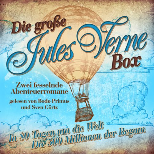 Die große Jules Verne-Box! Titelbild