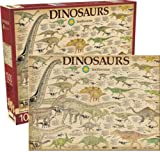 Smithsonian Dinosaurs 1,000pc Puzzle
