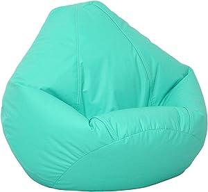 Lifestyle Bean Bag Large Aqua