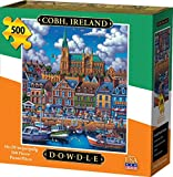 Each puzzle has a colorful story to tell Fun and entertaining items are found within the intricate details of the artwork Full color image insert with extra zip-lock baggie Re-closable collectors box with sleeve Made from high quality materials