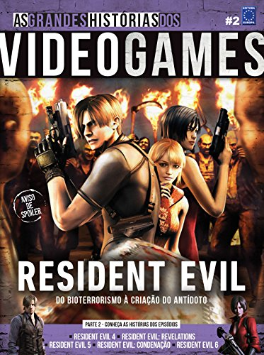As Grandes Histórias dos Videogames. Resident Evil. Parte 2