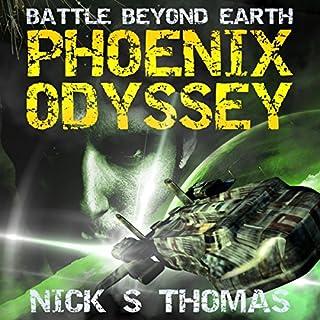 Battle Beyond Earth audiobook cover art