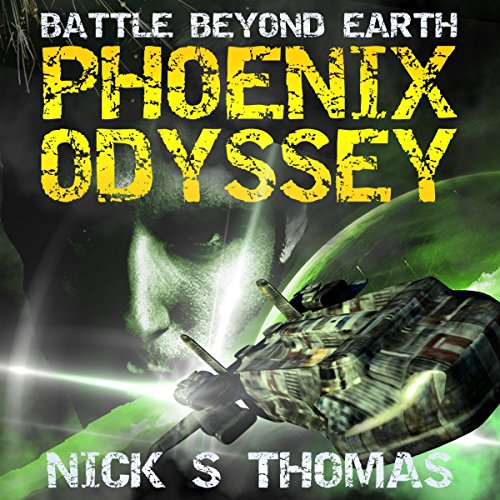 Battle Beyond Earth audiobook cover art