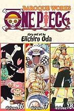 One Piece: Baroque Works 16-17-18 PDF