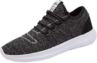 Srenket Mens Tennis Shoes Black Size: 13