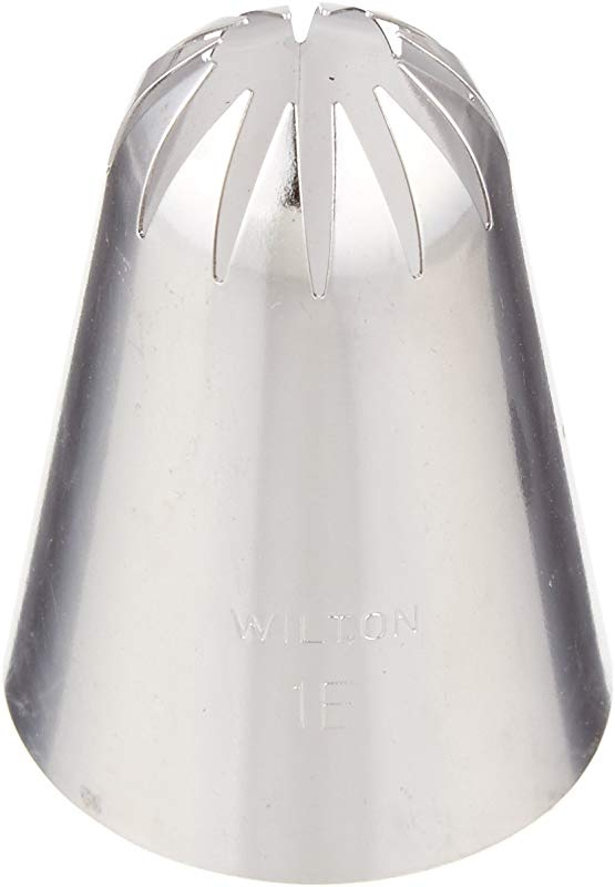Wilton 402 1007 No 1G Drop Flower Decorating Tip X Large