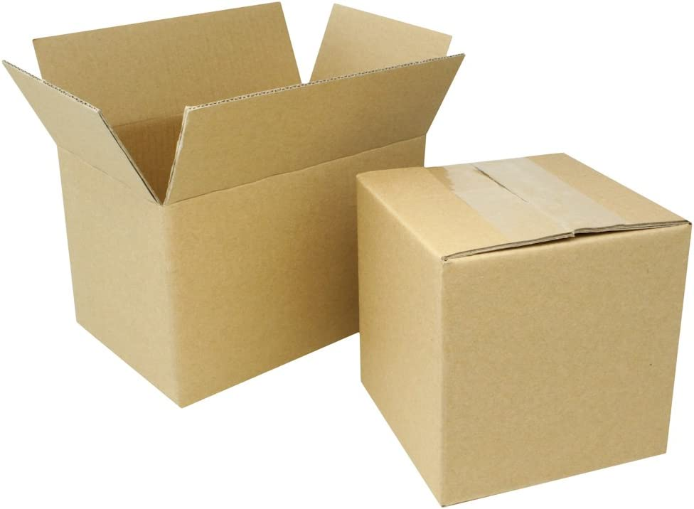 25 EcoSwift 5x5x5 Corrugated Cardboard Mailing OFFicial store 5 ☆ popular Boxes Shipping Mo