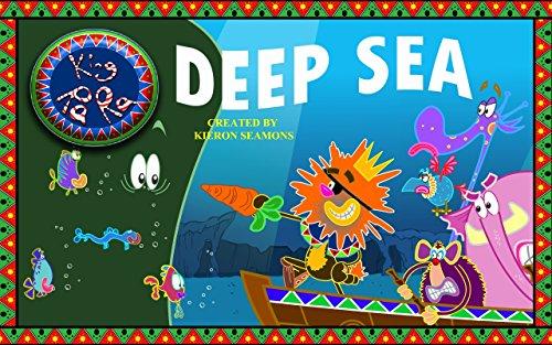 KING RA RA.: DEEP SEA. (English Edition)