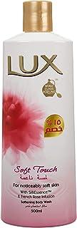 LUX Soft Touch Shower Gel - 500ML