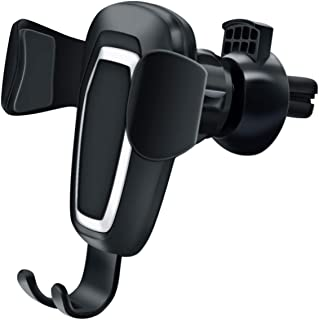 Auto-Clamping Cell Phone Holder Air Vent Car Mount Holder Cradle